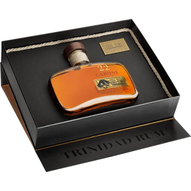 Immagine di RUM CARONI NATION 22 YEARS OLD-50CL - RARE RUMS