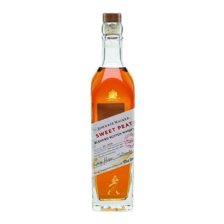 Immagine di WHISKY JOHNNIE WALKER SWEET PEAT-70CL - BLENDED SCOTCH WHISKY