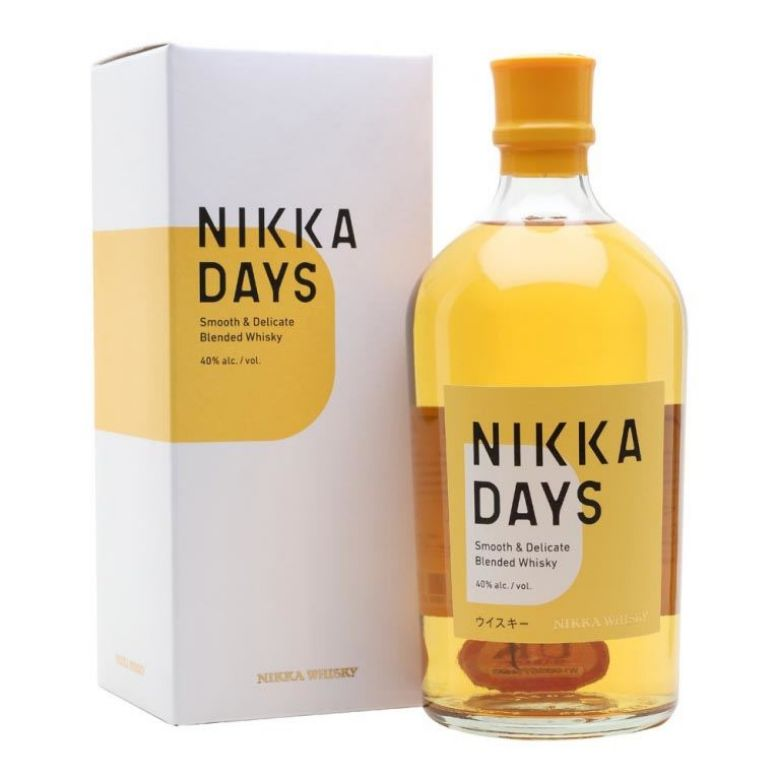Immagine di WHISKY NIKKA DAYS- 70CL - BLENDED WHISKY - ASTUCCIATO-JAPANESE