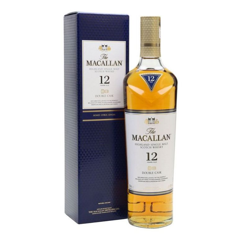 Immagine di WHISKY THE MACALLAN - 12 YEARS OLD-70CL - HIGHLAND- DOUBLE CASK-ASTUCCIATO