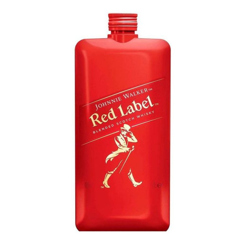 Immagine di WHISKY JOHNNIE WALKER RED LABEL 20CL - POCKET