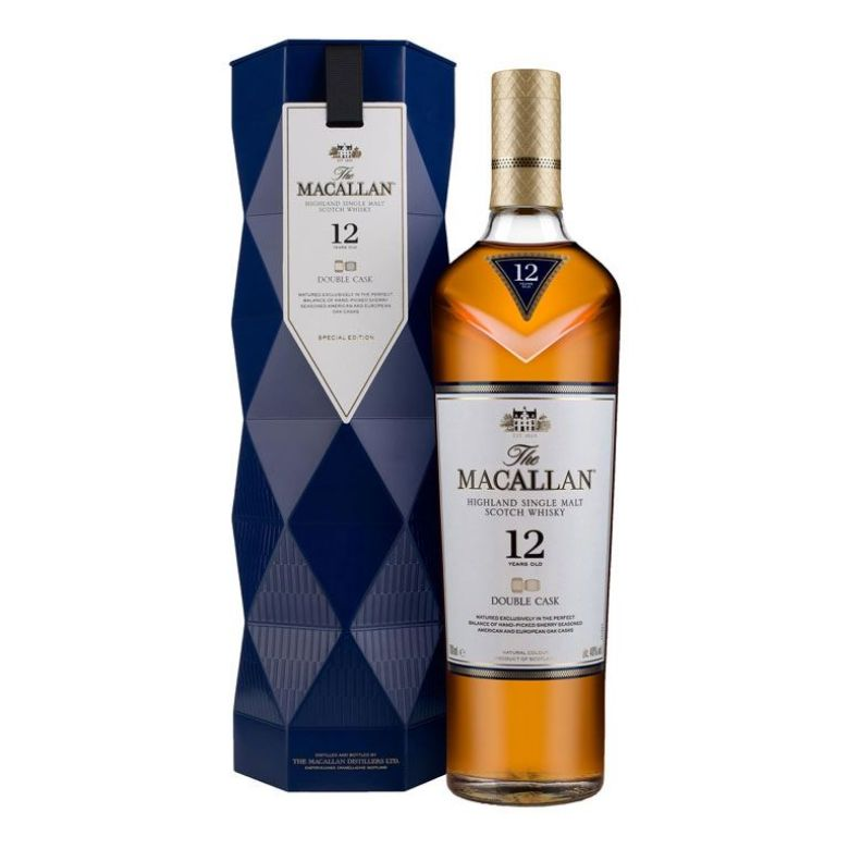 Immagine di WHISKY THE MACALLAN - 12 YEARS OLD-70CL - DOUBLE CASK - SPECIAL EDITION- GIFT BOX