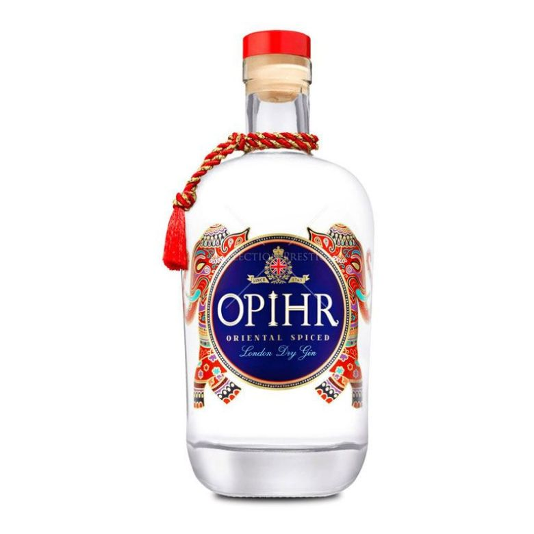 Immagine di GIN OPIHR SPICES OF THE ORIENT-70CL- - LONDON DRY GIN