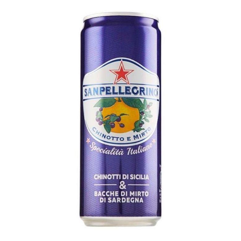 Immagine di SAN BENEDETTO CHINOTTO-33CL - Confezione da 24 Bottiglie - LATTINA