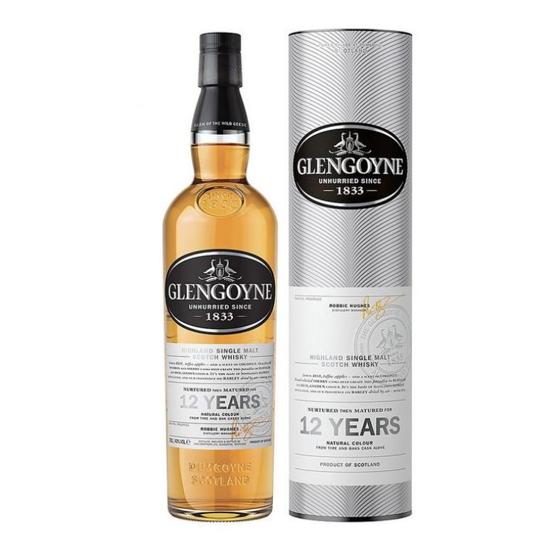 Immagine di WHISKY GLENGOYNE 12 YEARS OLD-70CL - HIGHLANDS LINE-ASTUCCIATO