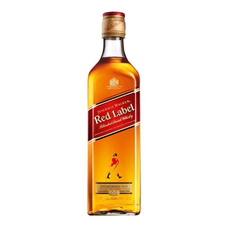Immagine di WHISKY JOHNNIE WALKER RED LABEL -70CL - BLENDED SCOTCH WHISKY