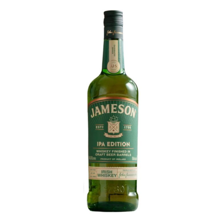 Immagine di WHISKEY JAMESON IPA EDITION-70CL - CRAFT BEER BARRELS