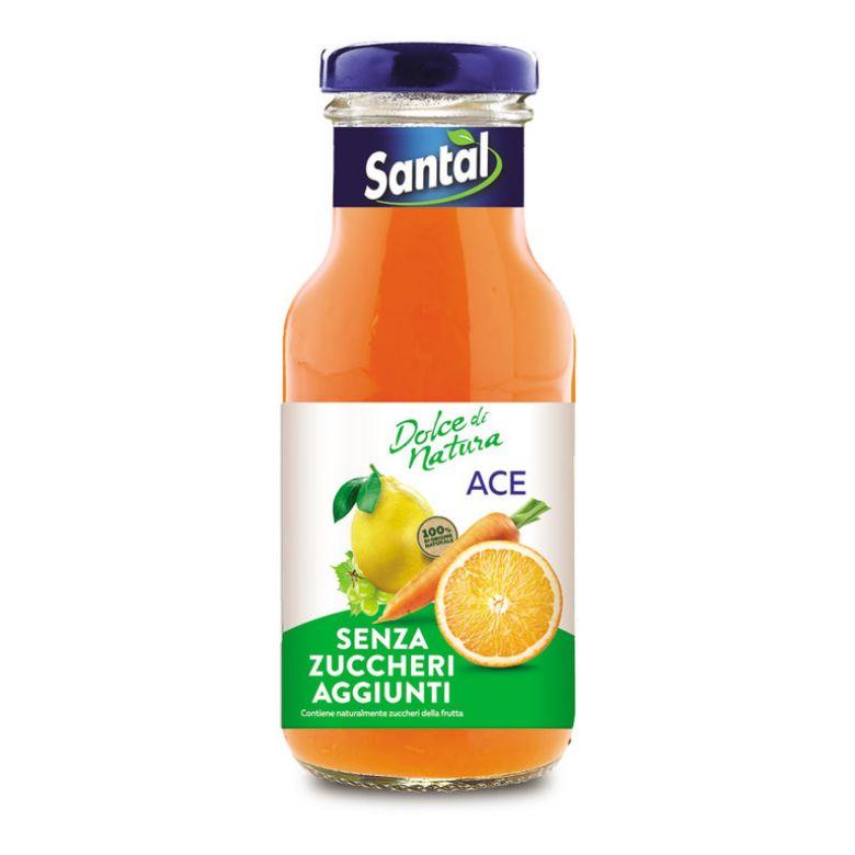 Immagine di SANTAL SENZA ZUCCHERO ACE  25CL BT - Confezione da 12 Bottiglie -