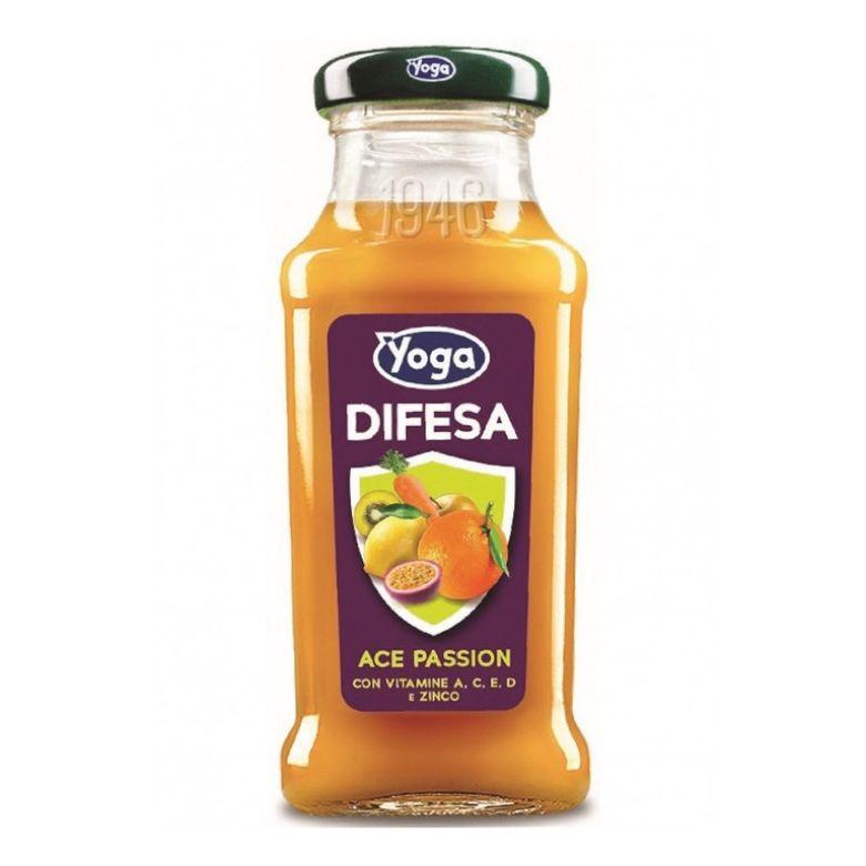 Immagine di YOGA DIFESA ACE PASSION 200ML - Confezione da 24 Bottiglie -